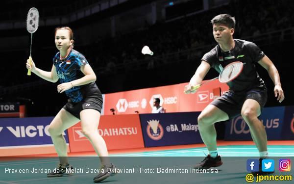 Indonesia Punya 3 Wakil di Final India Open 2019, Semuanya Ganda - JPNN.com