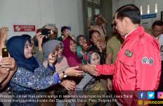 Berkunjung ke Garut, Jokowi Tinjau Proyek Kereta - JPNN.com