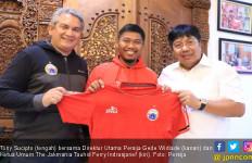 Persija Gaet Mantan Bek Andalan Persib - JPNN.com