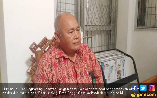 Oknum Hakim Digerebek Bersama 2 Perempuan, MA Bilang Begini - JPNN.com
