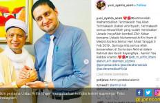 Begini Kondisi Terkini Ustaz Arifin Ilham di Malaysia - JPNN.com