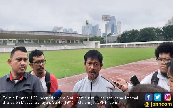 Timnas Indonesia U-22 Bakal Jalani Dua Kali Latihan Sebelum ke Kamboja - JPNN.com