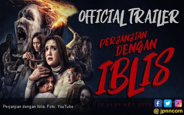 Perjanjian Dengan Iblis: Horor Rasa Film Keluarga - JPNN.com