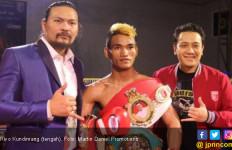 Rivo Kundimang Bertekad Raih Gelar WBC Internasional - JPNN.com