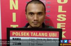 Hidup Tak Tenang, Buronan Polisi Talang Ubi Menyerahkan Diri - JPNN.com