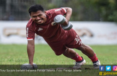 Final Piala Gubernur 2020, Pemain Persija Siap Bermain di Mana Saja - JPNN.com