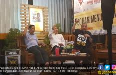 Launching Kafe PKS, Habib Aboe: Jadikan Pemilu 2019 Happy - JPNN.com