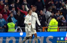 Sensasi Casemiro dan Sihir Luka Modric Antar Real Madrid Naik ke Peringkat Tiga - JPNN.com
