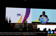 Edy Rahmayadi Mengundurkan Diri dari Kursi Ketum PSSI - JPNN.com