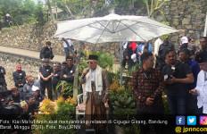Kiai Ma'ruf Pengin Produk Pertanian Indonesia Dapat Nilai Tambah - JPNN.com