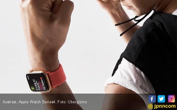 Apple Rancang Jam Tangan Pintar Pendeteksi Strok - JPNN.com