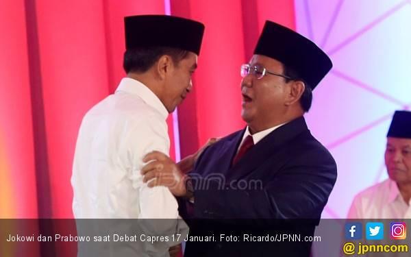 Nih Data Isu Negatif Jokowi dan Prabowo di Media Sosial - JPNN.com
