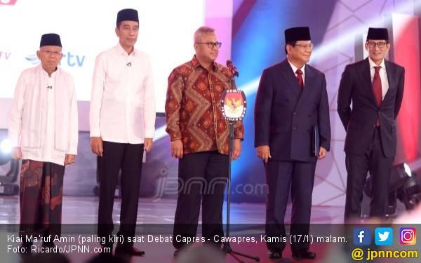 Kiai Ma'ruf Amin: Pak Jokowi Lebih Tahu - JPNN.com