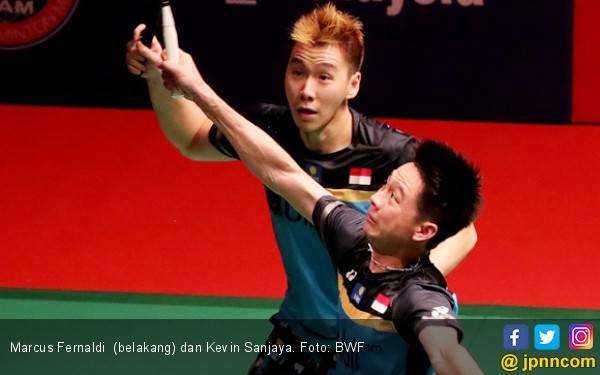 Bikin Tuan Rumah Gigit Jari, Minions Pertahankan Tradisi Hebat Indonesia di Malaysia Masters - JPNN.com