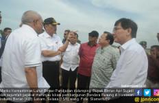 Luhut: Pembangunan Dam di Bintan Buka Peluang Jual Air Baku ke Singapura - JPNN.com