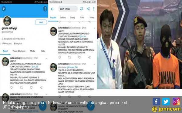 Hina TNI di Medsos, Dihukum Penjara 1,5 Tahun - JPNN.com