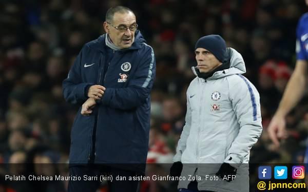 Ke Mana Maurizio Sarri Pergi? - JPNN.com