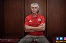 Persija Kalah 1-3 dari Newcastle Jets, Ini Alasan Ivan Kolev - JPNN.com