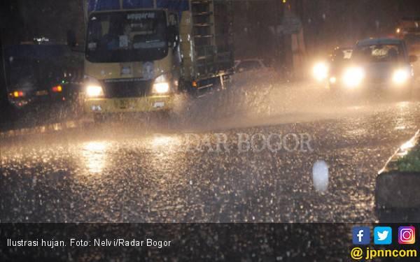 Jakarta Bakal Diguyur Hujan Lebat Selama 9 Hari, Waspada Banjir!!! - JPNN.com