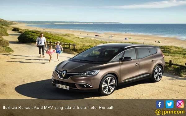 Renault Indonesia Siap Bersaing dengan Avanza, Xpander dan Ertiga - JPNN.com