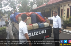 Mobil Pelangsir BBM Bersubsidi Diamankan Polisi - JPNN.com