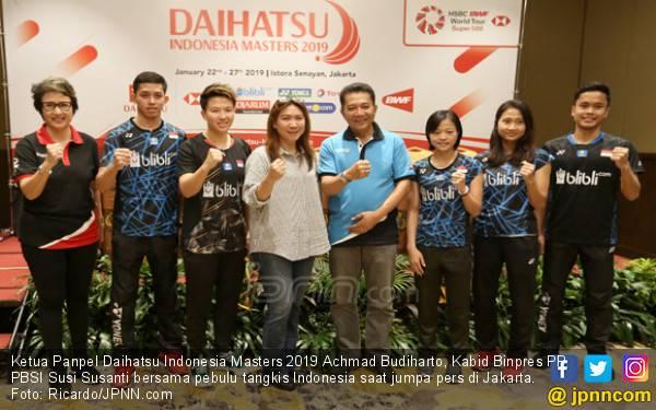 Tuan Rumah Cuma Incar Satu Gelar di Indonesia Masters 2019 - JPNN.com