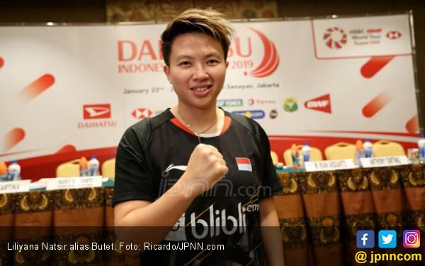 PBSI Siapkan Pesta Perpisahan Buat Butet di Indonesia Masters 2019 - JPNN.com