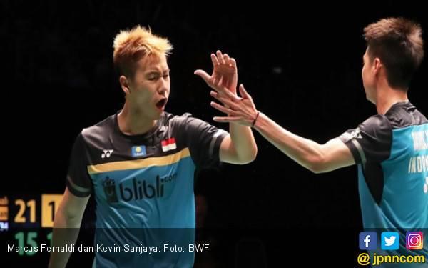 Lihat! Ini Aksi Terbaik di Final Malaysia Masters 2019 - JPNN.com