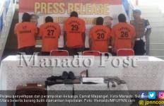 Lihat Nih, Komplotan Penyekap Keluarga Camat Dibekuk - JPNN.com
