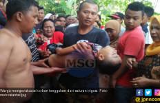 Terjatuh, Murid SD Tewas Tenggelam di Saluran Irigasi - JPNN.com