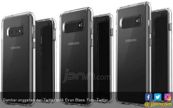 Wujud Samsung Galaxy S10, Harga dan Variannya - JPNN.com