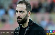 Gonzalo Higuain Tes Medis Bersama Chelsea Hari Ini - JPNN.com