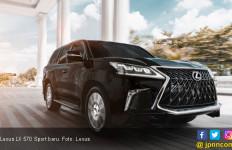 Lexus Indonesia Rilis SUV Rp 3,2 Miliar, Mirip Mobil Semi Otonom - JPNN.com