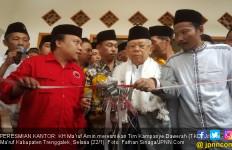Optimisme Abah saat Resmikan TKD Jokowi-Ma'ruf di Trenggalek - JPNN.com