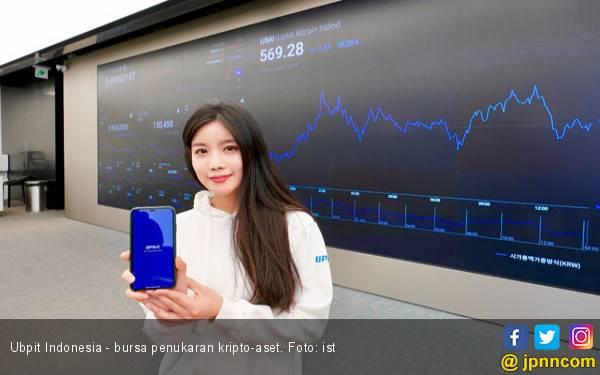 Upbit Exchange Bikin Promo Senilai Rp 1 Miliar di Indonesia - JPNN.com
