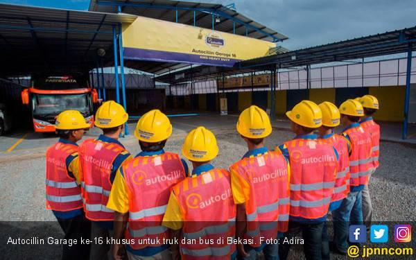 Tahun ini, Adira Insurance Terus Perluas Autocillin Garage Hingga ke Papua - JPNN.com