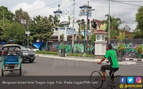 Bekas Hotel Toegoe Jogja, Riwayatmu Kini, Milik Keluarga Probosutedjo? - JPNN.com