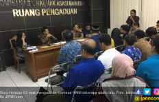 Hanif Tuding Ada Pengurus Forum Guru Honorer Sedang Beraksi, Waspadalah! - JPNN.com