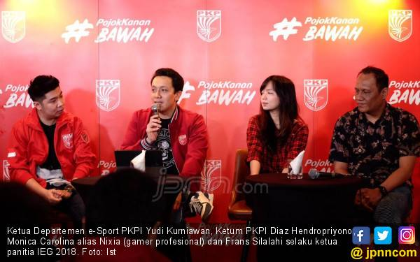 PKPI Bakal All Out Perjuangkan E-Sports Indonesia - JPNN.com