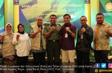 Jasindo dan Kementan Luncurkan Aplikasi SIAP - JPNN.com