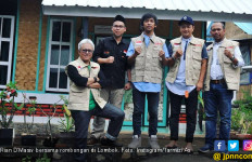 Rian D'Masiv Kelelahan usai Acara Amal di Lombok, Fotonya Viral - JPNN.com