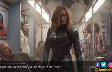 Captain Marvel Tancap Gas, Pecahkan Rekor Sepanjang Masa di Pekan Pertama - JPNN.com