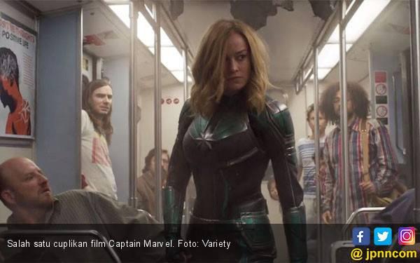 Captain Marvel akan Tayang Bertepatan dengan Hari Perempuan Internasional - JPNN.com