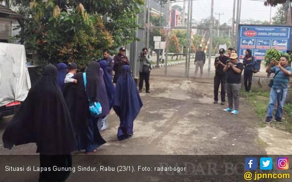Pembebasan Baasyir Masih Simpang Siur, Ini Kata Kalapas Gunung Sindur - JPNN.com