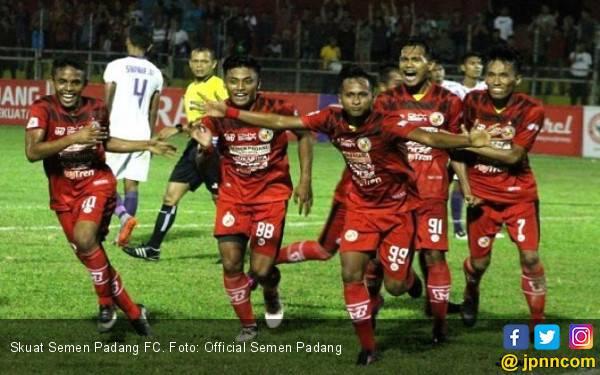 Piala Indonesia: Semen Padang FC Benahi Tim Usai Kalah dari PS Tira - JPNN.com