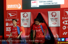 Owi / Butet Ketemu Hafiz / Gloria di 16 Besar Indonesia Masters 2019 - JPNN.com