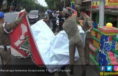 DPRD Kesal Pemkot Terjunkan Tim Penertiban Atribut Kampanye - JPNN.com