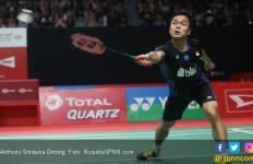 Lihat! Sanggupkah Ginting Seperti Itu Lagi di China Open 2019? - JPNN.com