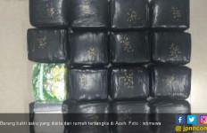 BNN Amankan 25 Kg Sabu yang Dikendalikan Napi Lapas Tanjung Gusta - JPNN.com