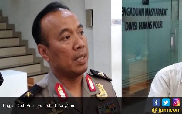 Polri Ungkap Peran Penting Tiga Perempuan Jaringan Teroris Sibolga - JPNN.com